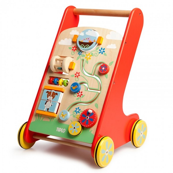 Lesene igrače so praviloma zasnovane premišljeno ter imajo preprost dizajn